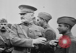 Image of Armistice celebrations World War 1 and Pershing decorates France, 1918, second 62 stock footage video 65675042395