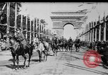 Image of Victory parade end World War 1 France, 1919, second 14 stock footage video 65675042396