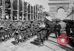 Image of Victory parade end World War 1 France, 1919, second 16 stock footage video 65675042396