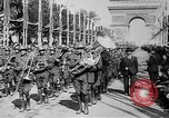 Image of Victory parade end World War 1 France, 1919, second 17 stock footage video 65675042396