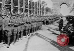 Image of Victory parade end World War 1 France, 1919, second 19 stock footage video 65675042396