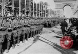 Image of Victory parade end World War 1 France, 1919, second 20 stock footage video 65675042396