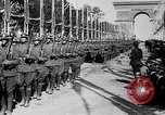 Image of Victory parade end World War 1 France, 1919, second 22 stock footage video 65675042396