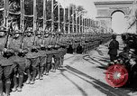 Image of Victory parade end World War 1 France, 1919, second 23 stock footage video 65675042396
