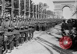 Image of Victory parade end World War 1 France, 1919, second 24 stock footage video 65675042396