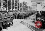 Image of Victory parade end World War 1 France, 1919, second 26 stock footage video 65675042396