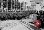 Image of Victory parade end World War 1 France, 1919, second 28 stock footage video 65675042396