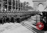 Image of Victory parade end World War 1 France, 1919, second 29 stock footage video 65675042396