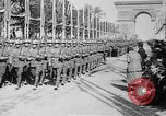 Image of Victory parade end World War 1 France, 1919, second 30 stock footage video 65675042396