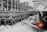Image of Victory parade end World War 1 France, 1919, second 31 stock footage video 65675042396