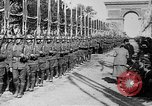 Image of Victory parade end World War 1 France, 1919, second 32 stock footage video 65675042396