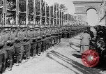 Image of Victory parade end World War 1 France, 1919, second 33 stock footage video 65675042396
