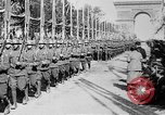 Image of Victory parade end World War 1 France, 1919, second 34 stock footage video 65675042396