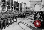 Image of Victory parade end World War 1 France, 1919, second 37 stock footage video 65675042396