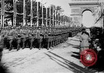 Image of Victory parade end World War 1 France, 1919, second 41 stock footage video 65675042396