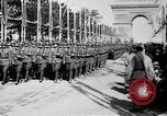 Image of Victory parade end World War 1 France, 1919, second 42 stock footage video 65675042396