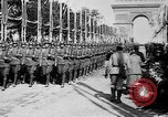 Image of Victory parade end World War 1 France, 1919, second 43 stock footage video 65675042396