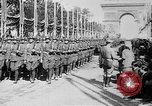 Image of Victory parade end World War 1 France, 1919, second 44 stock footage video 65675042396