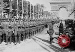 Image of Victory parade end World War 1 France, 1919, second 45 stock footage video 65675042396