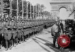 Image of Victory parade end World War 1 France, 1919, second 46 stock footage video 65675042396