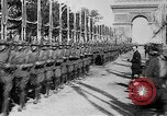 Image of Victory parade end World War 1 France, 1919, second 47 stock footage video 65675042396