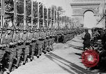 Image of Victory parade end World War 1 France, 1919, second 48 stock footage video 65675042396