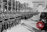 Image of Victory parade end World War 1 France, 1919, second 50 stock footage video 65675042396