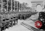 Image of Victory parade end World War 1 France, 1919, second 51 stock footage video 65675042396