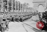 Image of Victory parade end World War 1 France, 1919, second 53 stock footage video 65675042396