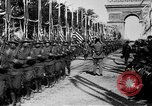 Image of Victory parade end World War 1 France, 1919, second 55 stock footage video 65675042396