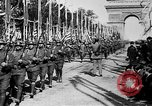 Image of Victory parade end World War 1 France, 1919, second 56 stock footage video 65675042396