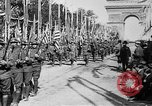 Image of Victory parade end World War 1 France, 1919, second 58 stock footage video 65675042396