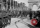 Image of Victory parade end World War 1 France, 1919, second 59 stock footage video 65675042396