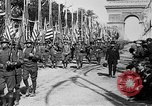 Image of Victory parade end World War 1 France, 1919, second 60 stock footage video 65675042396