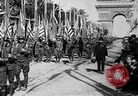 Image of Victory parade end World War 1 France, 1919, second 61 stock footage video 65675042396