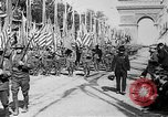 Image of Victory parade end World War 1 France, 1919, second 62 stock footage video 65675042396