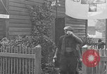 Image of Red Cross building France, 1918, second 19 stock footage video 65675042398