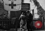 Image of Red Cross building France, 1918, second 31 stock footage video 65675042398