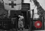 Image of Red Cross building France, 1918, second 33 stock footage video 65675042398