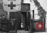 Image of Red Cross building France, 1918, second 39 stock footage video 65675042398