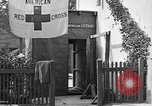 Image of Red Cross building France, 1918, second 40 stock footage video 65675042398