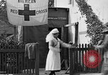 Image of Red Cross building France, 1918, second 45 stock footage video 65675042398