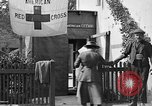 Image of Red Cross building France, 1918, second 46 stock footage video 65675042398
