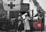 Image of Red Cross building France, 1918, second 47 stock footage video 65675042398