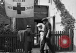 Image of Red Cross building France, 1918, second 48 stock footage video 65675042398