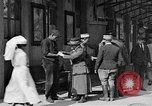 Image of Red Cross building France, 1918, second 54 stock footage video 65675042398