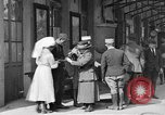 Image of Red Cross building France, 1918, second 55 stock footage video 65675042398
