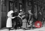 Image of Red Cross building France, 1918, second 57 stock footage video 65675042398