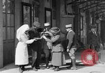 Image of Red Cross building France, 1918, second 58 stock footage video 65675042398