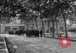 Image of WWI burial France, 1918, second 33 stock footage video 65675042400